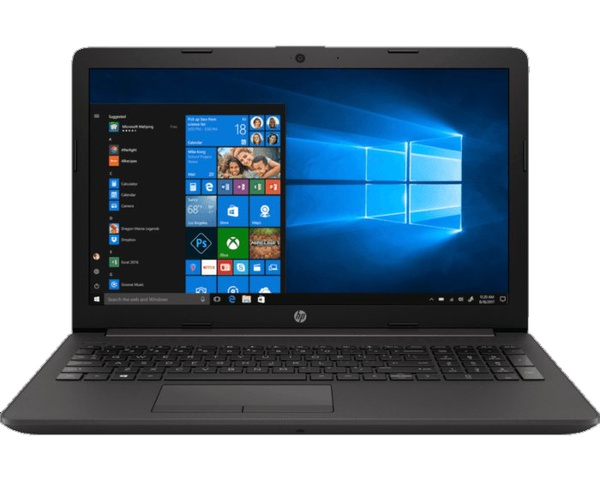 HP 250 G7 7th Gen Intel Core i3 7020U (2.3GHz, 4GB DDR4 2133MHz, 1TB, DVD RW) 15.6 Inch HD (1366x768) Display, Free DOS, Black Notebook #6KB77PA